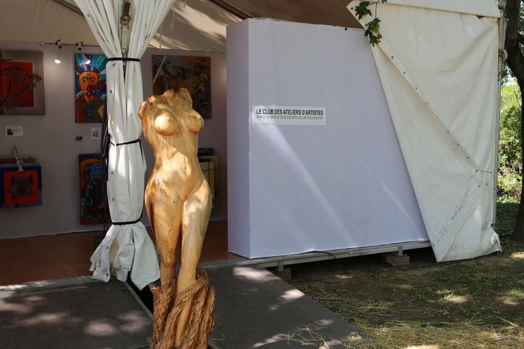 SALON D'ART CONTEMPORAIN LE SM'ART A Aix en Provence