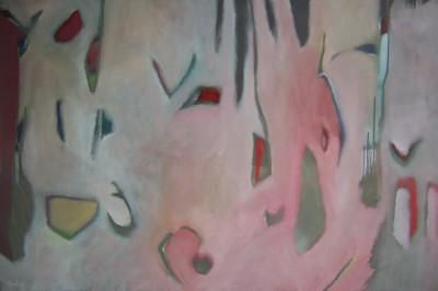 """Painting titled """"It Tells Us"""" by Scott Spencer, Original Art, Oil Mounted on Stretcher frame"""
