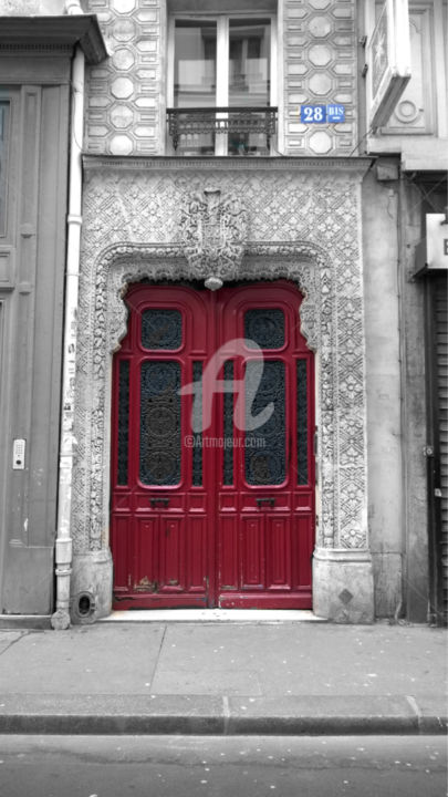 The Red Door Paris Color Splash Splash
