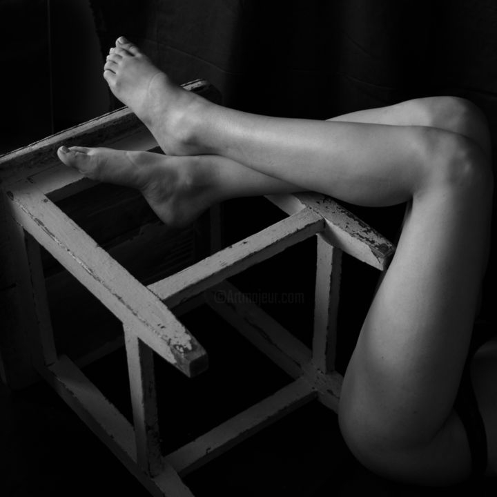 """Photography titled """"If I lay here"""" by Victoria Yuskevych, Original Art, Digital Photography"""