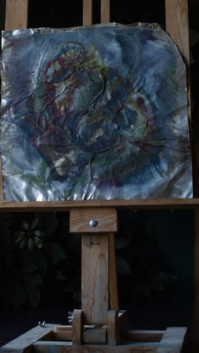 """Painting titled """"Intertwined bodies"""" by Petar Ivanov, Original Art, Acrylic"""