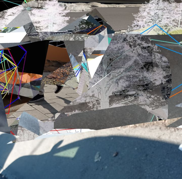 Abstract Digital Arts, 2d digital work, abstract, artwork by Stefan Fransson