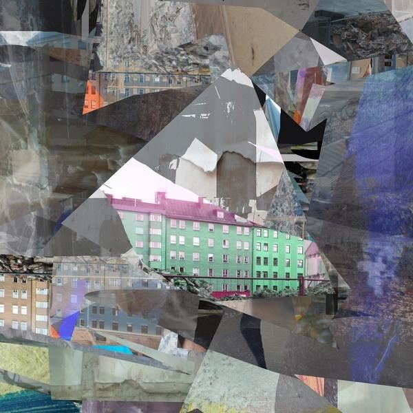 Facade - Digital Arts ©2012 by Stefan Fransson -            Building, street, cluds, city