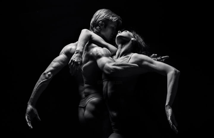 "1 image from the series ""two"" Photography by Vadim Stein 
