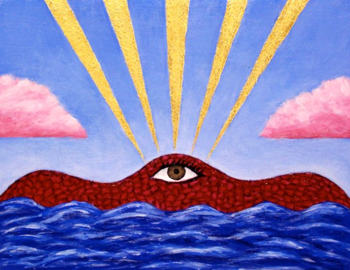 Celestial Eye - © 2007  Online Artworks