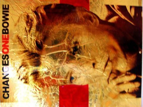 Golden Years Changes - Mixed Media,  48x48 in ©2004 by Steven Willey -