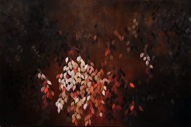"""Painting titled """"Untitled  2010"""" by Suly B Wolff, Original Art, Oil"""