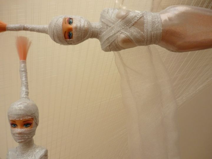 Help - Sculpture ©2011 by Susana Ribeiro -