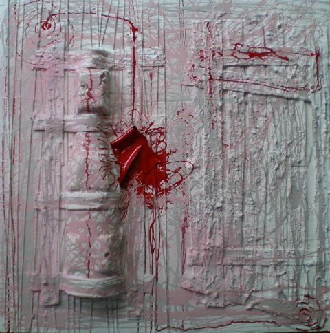 50 x 50 cm - ©2007 by Anonymous Artist