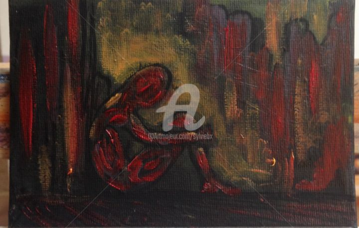 200215 - Painting, ©2015 by Sbx -