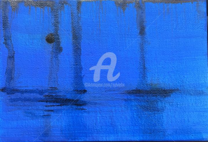 070615 - Painting ©2015 by SBx -
