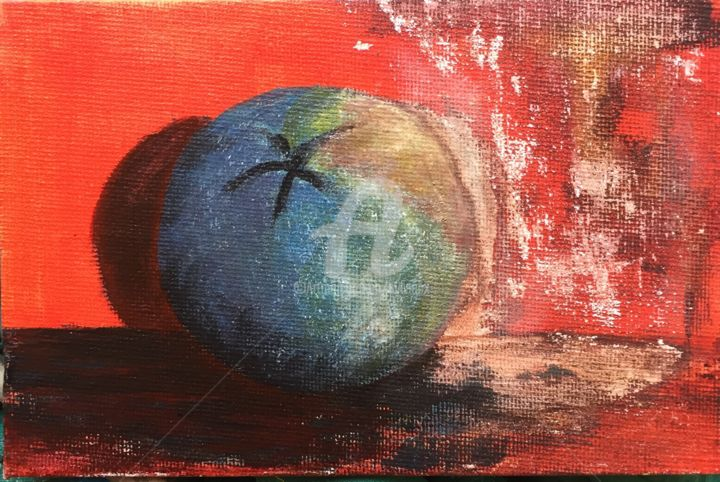 230615 - Painting ©2015 by SBx -