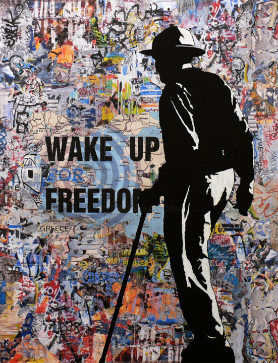 Bien connu Wake up for Freedom (TEHOS) HQ52