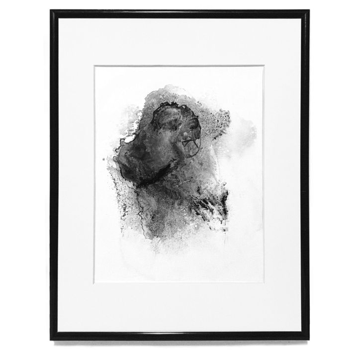 """Printmaking titled """"One of a kind maste…"""" by A Teleb, Original Art, Ink"""