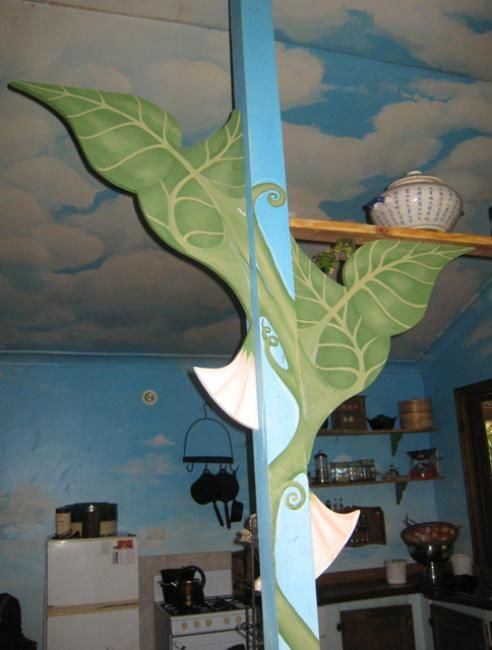 """Photography titled """"beanstalk brackets"""" by Gifts From The House Of Whimsy, Original Art,"""