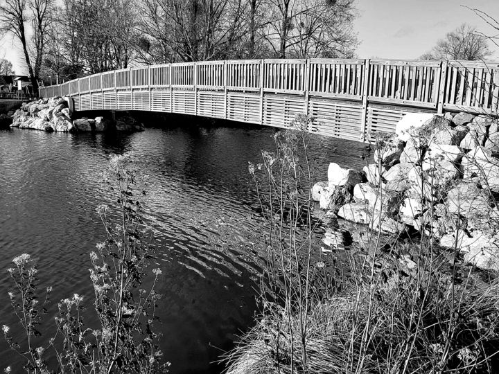 Pont - Photography, ©2020 by Thierry Bressan -
