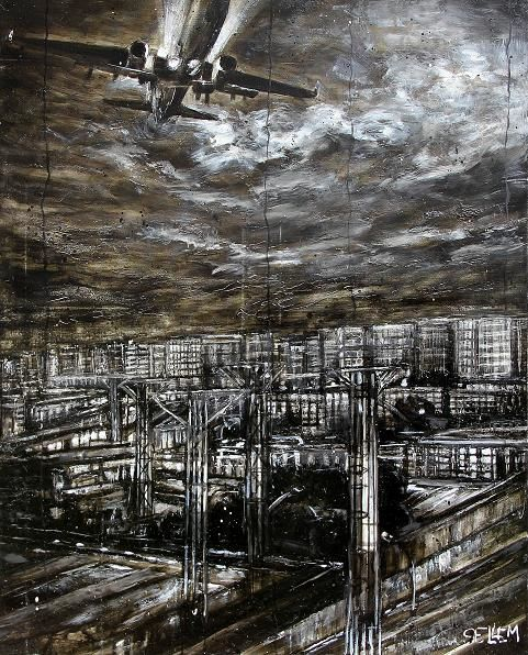 roissy-a1-100x81.jpg - Painting ©2013 by Thierry Sellem -