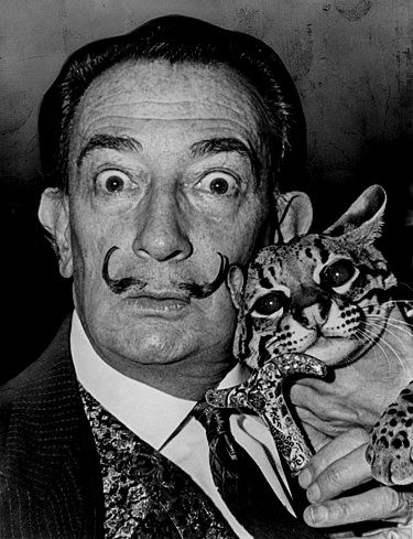 10 things you probably didn't know about Salvador Dali