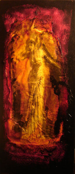 20 x 40 cm - ©2009 by Anonymous Artist