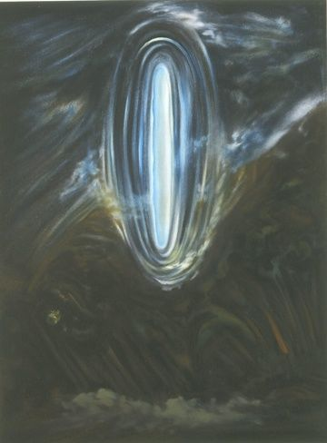The Meaning of Life 2 - Painting ©2004 by Linda Vallejo -