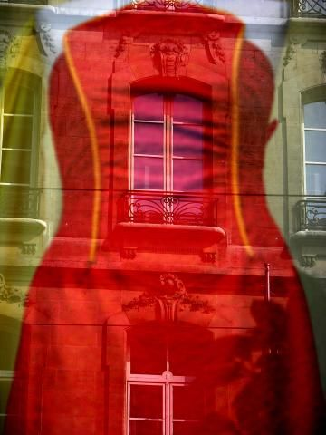 """Photography titled """"Mannequin in Red"""" by Vlad Bubnov, Original Art, Other"""