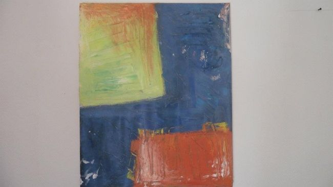 Painting,  80 x 50 cm ©2012 by venarr -  Painting, acrilik sur toile