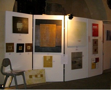 Particpation in the 6th Art Fair SANHIL'ART October 2006