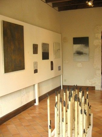 EXHIBITIOIN FROM 15 TO 31 August 2008 THE HOUSE OF ARTISTS RIBERAC (Dordogne)