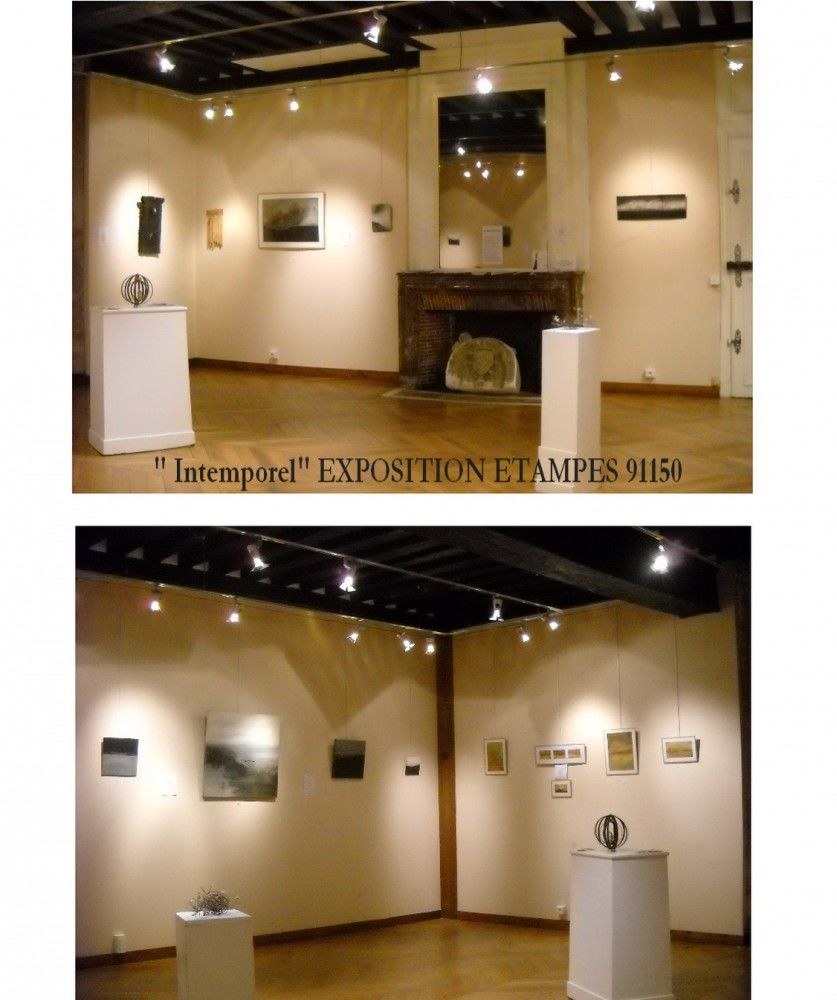 exhibition in 2013 Etampes 91150