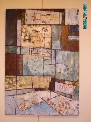 tableau2 - Painting, ©2007 by Ziya Aydin -