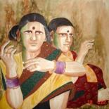 24x30 in ©2007 by Bolgum Nagesh Goud