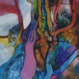 100x70x1 cm ©1999 by Bisi