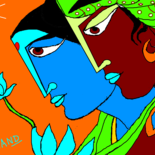 18x18 in © by Anandswaroop Manchiraju