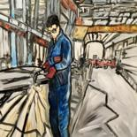 Work and industriousness by Andrea Collemaggio