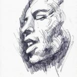 Jacques BREL (dessins de by Claude Hardenne