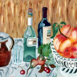 PITTURA NATURE MORTE by Accarò