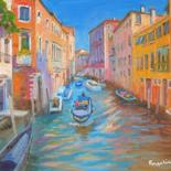 European Landscapes by Marc Forestier by Art Impressionniste