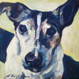 Portraits d'animaux sur commande by Nath Chipilova (Atelier N N art store)