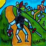MANATHAN. Dessins. Drawings. by Nath Chipilova (Atelier NN art store)