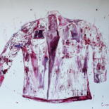 Clothes traces by Nathalia Chipilova (Atelier NN art store)
