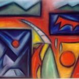 50x70 cm ©2004 by Luis Athouguia