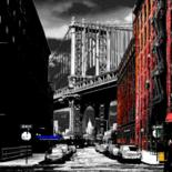 EXHIBITION 'Gotham City Blues' N.Y. Feb 09 by Andre van der Kerkhoff