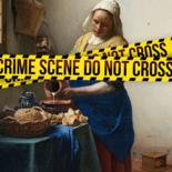 When Art meets Crime: 3 creepy stories about Art and Crime