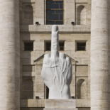 Masterpieces explained: Maurizio Cattelan's Middle Finger