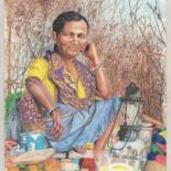 14x10 in ©2009 by Bhagvati Nath