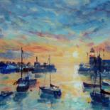 Howth. (All Originals Sold ) Prints Available. by BILL O'BRIEN