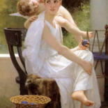 ©1891 by William Bouguereau