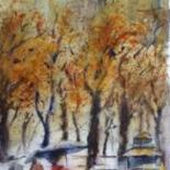 14.5x5.7 in ©2009 by Le Forestier