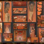 Tableaux africains by Cat-Evasion