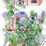 Jardins d'Alger by Catherine Rossi
